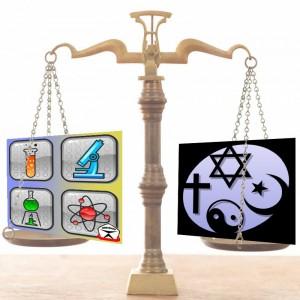 Баланс науки и религии