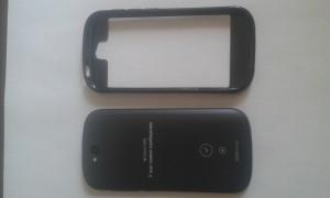 yotaphone 2 и чехол к смартфону
