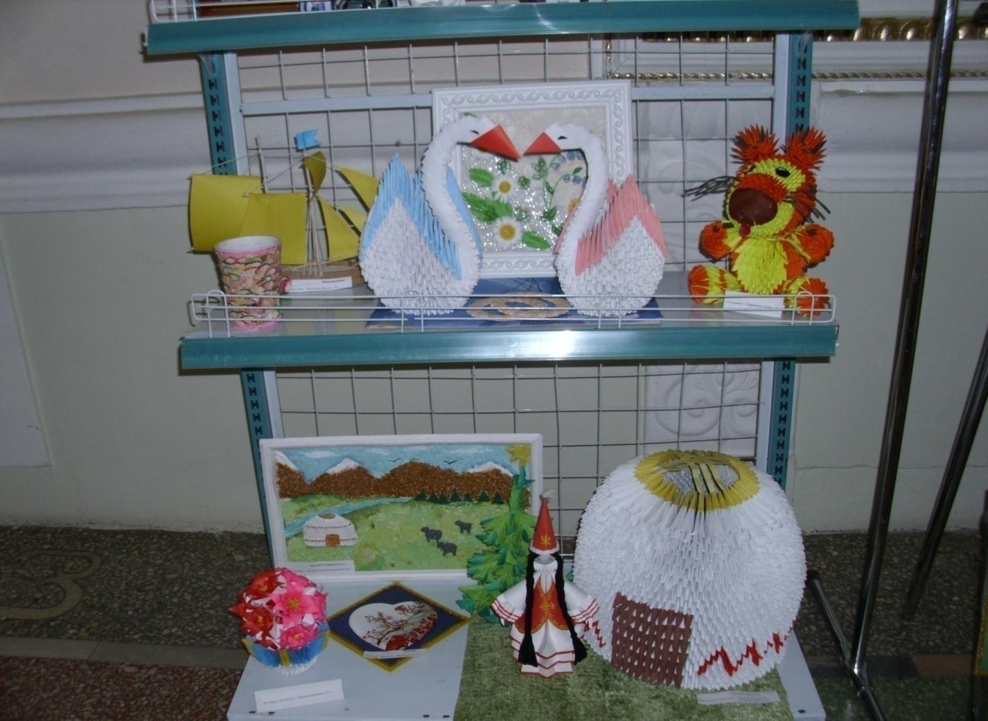 Презентация детских работ